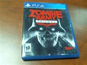 SONY Sony PlayStation 4 Game ZOMBIE ARMY TRILOGY PS4